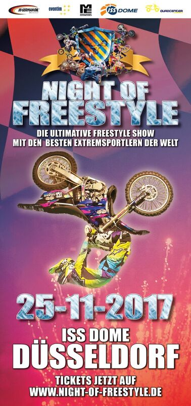 NIGHT OF FREESTYLE 2017